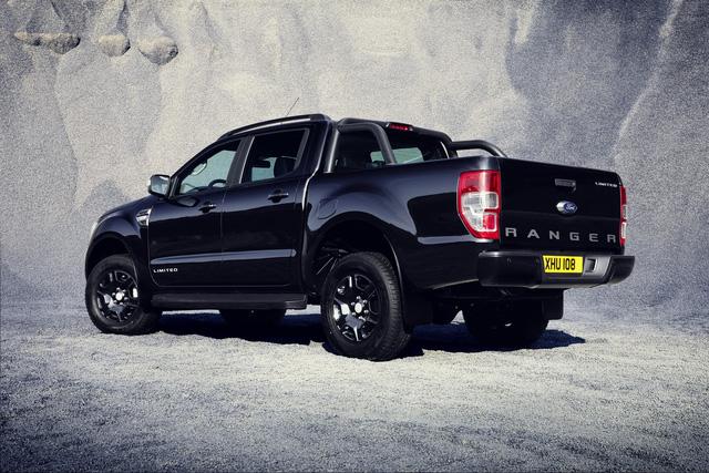 Vua doanh số Ford Ranger có thêm phiên bản đặc biệt mới - Ảnh 2.