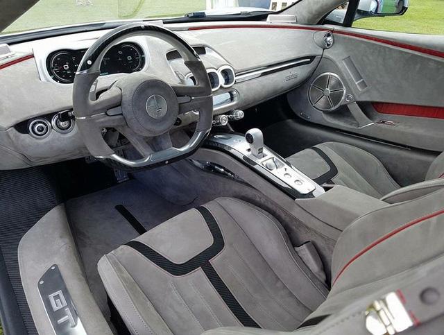 ATS GT - Siêu xe triệu đô mới của người Ý - Ảnh 7.