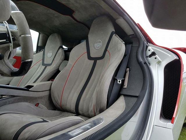 ATS GT - Siêu xe triệu đô mới của người Ý - Ảnh 8.