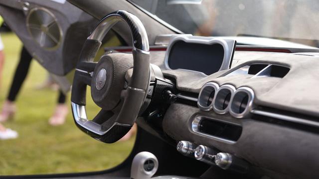 ATS GT - Siêu xe triệu đô mới của người Ý - Ảnh 12.