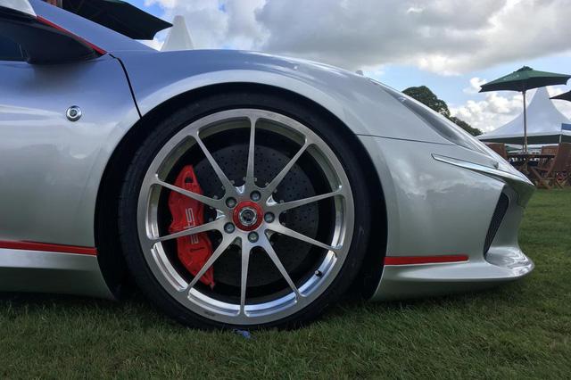 ATS GT - Siêu xe triệu đô mới của người Ý - Ảnh 4.