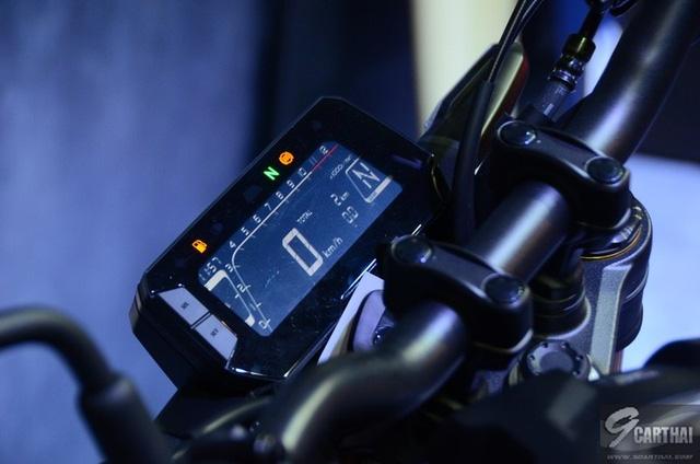 Xe naked bike Honda CB150R ExMotion chính thức trình làng tại Đông Nam Á - Ảnh 6.