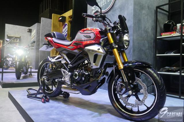 Xe naked bike Honda CB150R ExMotion chính thức trình làng tại Đông Nam Á - Ảnh 16.