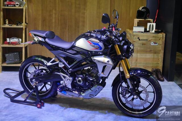 Xe naked bike Honda CB150R ExMotion chính thức trình làng tại Đông Nam Á - Ảnh 17.