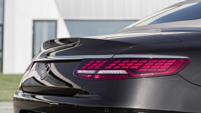 Xe mui trần hạng sang Mercedes-Benz S-Class Cabriolet 2018 được vén màn - Ảnh 2.