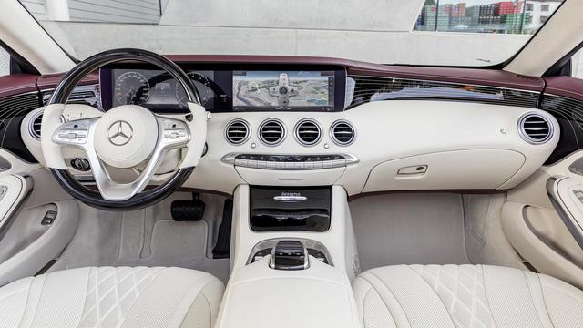 Xe mui trần hạng sang Mercedes-Benz S-Class Cabriolet 2018 được vén màn - Ảnh 3.