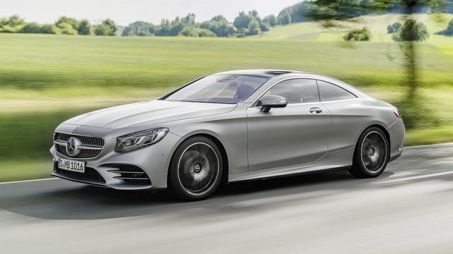 Mercedes-Benz S-Class Coupe 2018 trình làng, thêm lựa chọn cho nhà giàu - Ảnh 3.