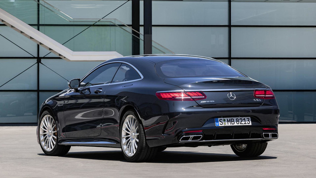 Mercedes-Benz S-Class Coupe 2018 trình làng, thêm lựa chọn cho nhà giàu - Ảnh 14.