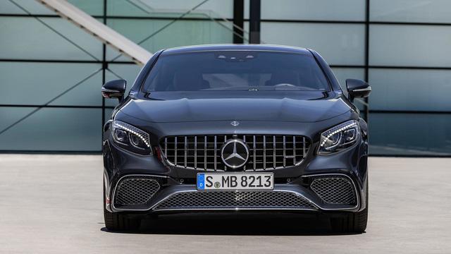 Mercedes-Benz S-Class Coupe 2018 trình làng, thêm lựa chọn cho nhà giàu - Ảnh 16.