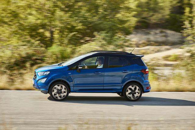 Ford giới thiệu SUV đô thị EcoSport 2018 chỉ tiêu thụ 4,5 lít nhiên liệu cho 100 km - Ảnh 3.