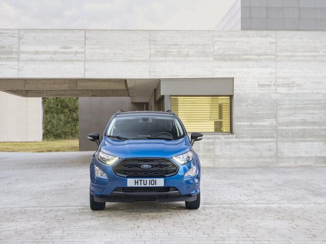 Ford giới thiệu SUV đô thị EcoSport 2018 chỉ tiêu thụ 4,5 lít nhiên liệu cho 100 km - Ảnh 4.