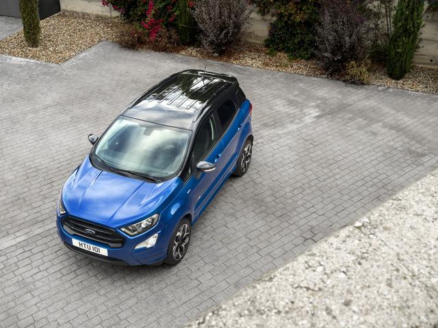 Ford giới thiệu SUV đô thị EcoSport 2018 chỉ tiêu thụ 4,5 lít nhiên liệu cho 100 km - Ảnh 7.