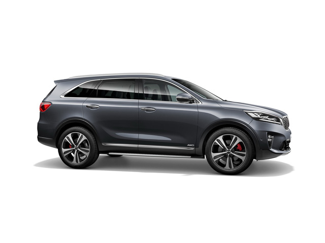 SUV cỡ trung Kia Sorento 2018 phiên bản châu Âu được vén màn - Ảnh 2.