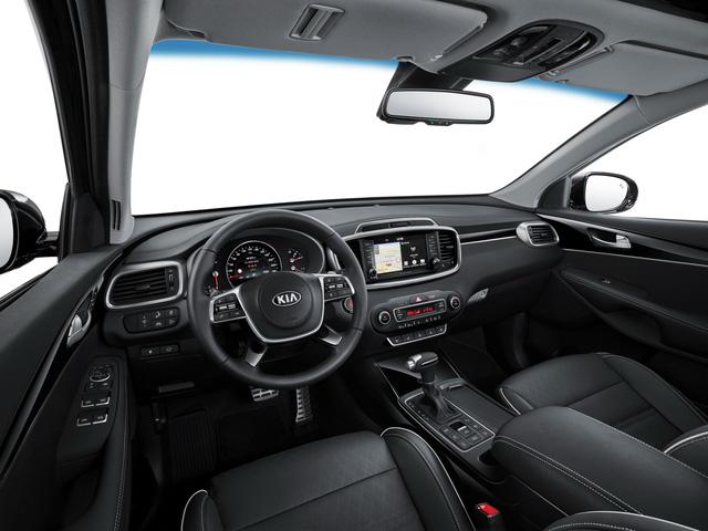 SUV cỡ trung Kia Sorento 2018 phiên bản châu Âu được vén màn - Ảnh 3.