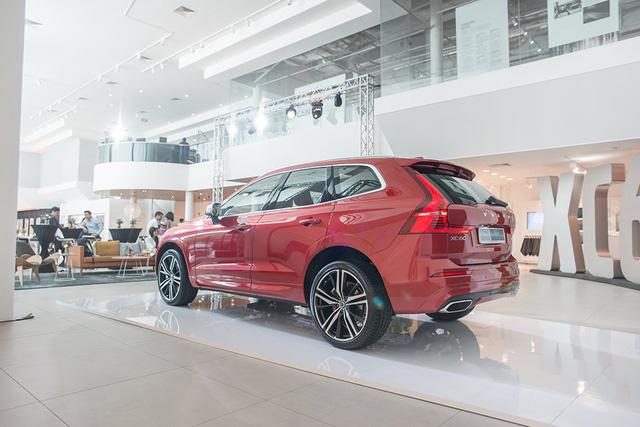 Crossover cao cấp Volvo XC60 2018 cập bến Đông Nam Á với giá không rẻ - Ảnh 8.