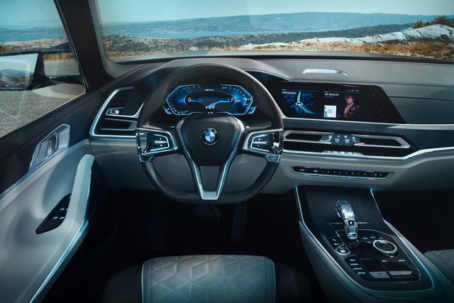 Diện kiến SUV hạng sang 7 chỗ BMW X7 iPerformance hoàn toàn mới - Ảnh 7.