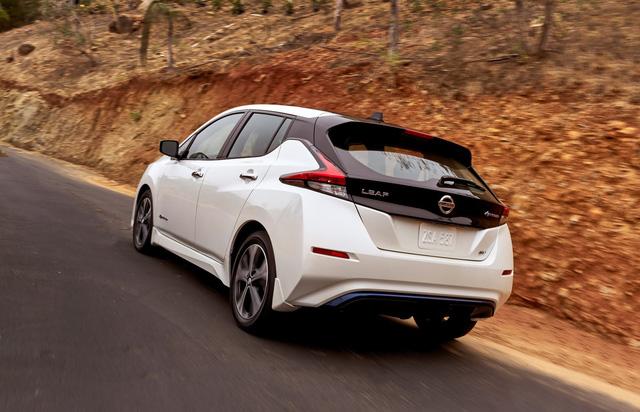 Nissan Leaf 2018 ra mắt với công nghệ nhiều như mây - Ảnh 3.