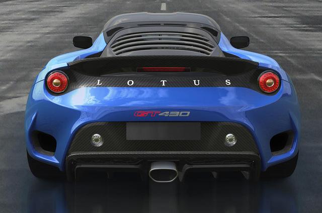 Evora GT430 Sport - Xe đường phố nhanh nhất trong lịch sử hãng Lotus - Ảnh 2.