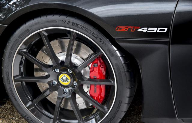 Evora GT430 Sport - Xe đường phố nhanh nhất trong lịch sử hãng Lotus - Ảnh 3.