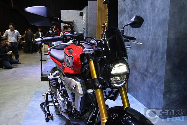 Cận cảnh Honda CB150R ExMotion Street Café mới ra mắt Đông Nam Á - Ảnh 2.