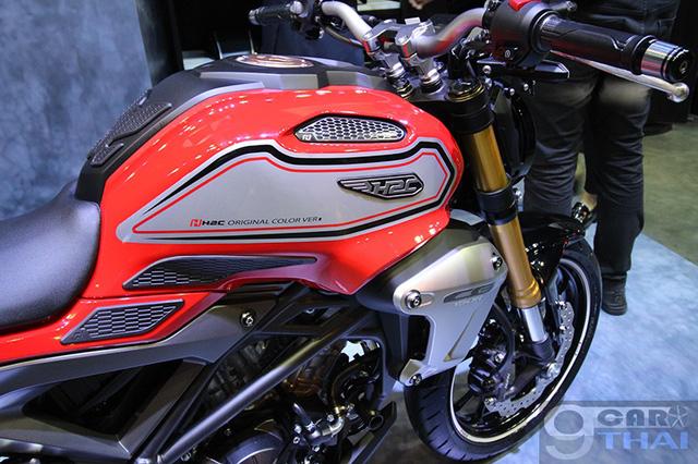 Cận cảnh Honda CB150R ExMotion Street Café mới ra mắt Đông Nam Á - Ảnh 4.