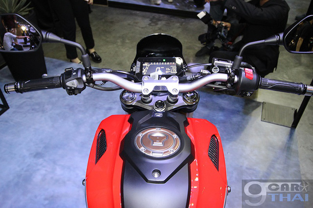 Cận cảnh Honda CB150R ExMotion Street Café mới ra mắt Đông Nam Á - Ảnh 7.