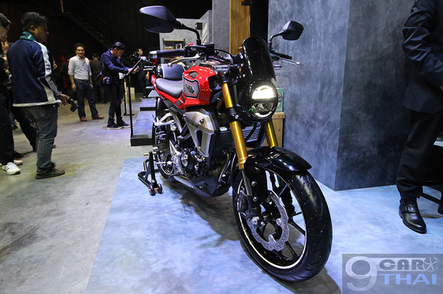 Cận cảnh Honda CB150R ExMotion Street Café mới ra mắt Đông Nam Á - Ảnh 10.