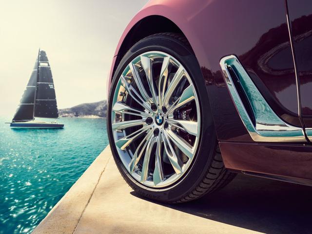 BMW vén màn M760Li xDrive sang chảnh hơn với cảm hứng từ du thuyền - Ảnh 2.