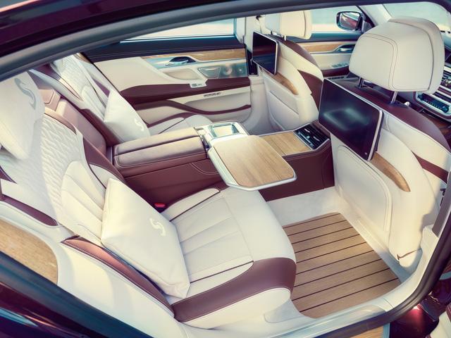 BMW vén màn M760Li xDrive sang chảnh hơn với cảm hứng từ du thuyền - Ảnh 4.