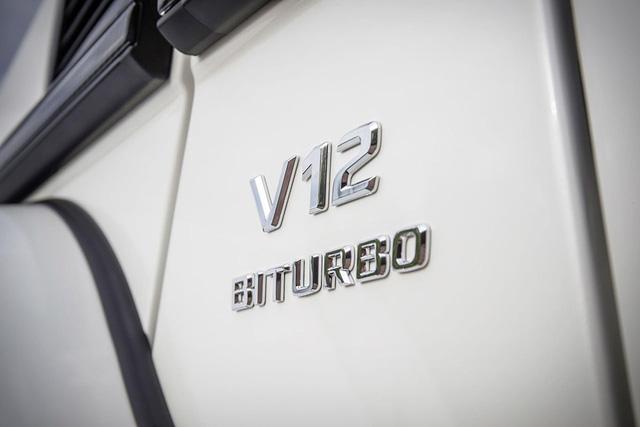 Chiếc SUV siêu sang Mercedes-Maybach G650 Landaulet đầu tiên lên sàn đấu giá - Ảnh 4.