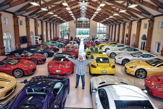 Gặp gỡ đại gia ngành đệm đã mua 13 chiếc siêu xe và xe sang trong năm nay - Ảnh 4.