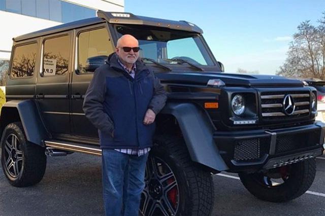 Gặp gỡ đại gia ngành đệm đã mua 13 chiếc siêu xe và xe sang trong năm nay - Ảnh 11.