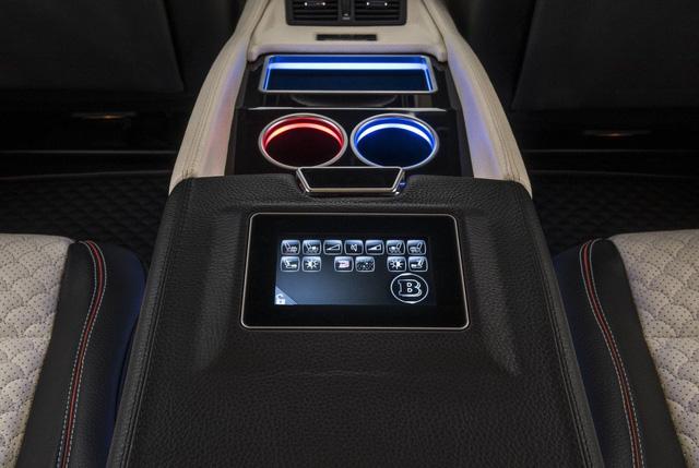 Brabus G65 - Xe off-road mạnh nhất thế giới, giá lên đến 18,16 tỷ Đồng - Ảnh 9.