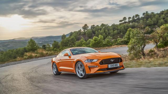 Ngựa hoang Ford Mustang 2018 đặt vó đến lục địa già - Ảnh 1.