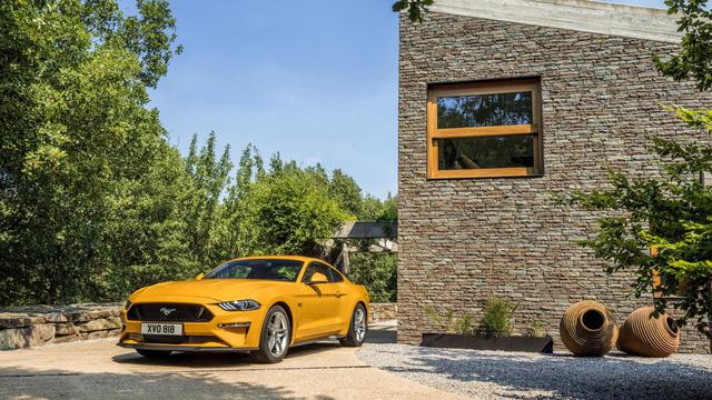 Ngựa hoang Ford Mustang 2018 đặt vó đến lục địa già - Ảnh 4.