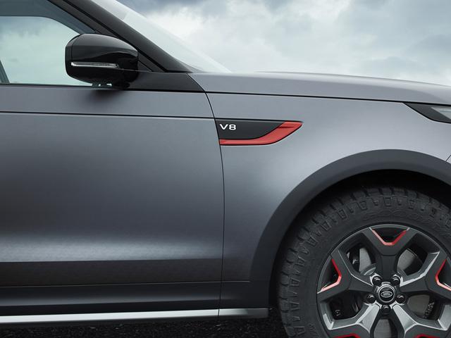 Land Rover Discovery SVX - SUV mạnh mẽ cho người đam mê off-road - Ảnh 2.