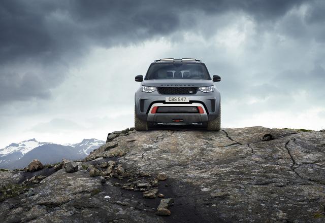 Land Rover Discovery SVX - SUV mạnh mẽ cho người đam mê off-road - Ảnh 5.