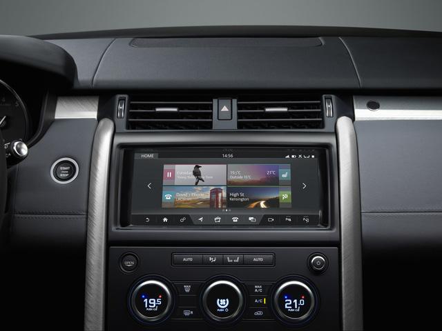 Land Rover Discovery SVX - SUV mạnh mẽ cho người đam mê off-road - Ảnh 8.