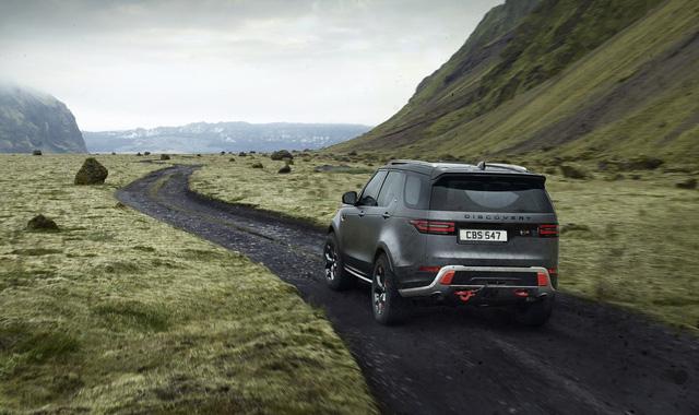 Land Rover Discovery SVX - SUV mạnh mẽ cho người đam mê off-road - Ảnh 9.