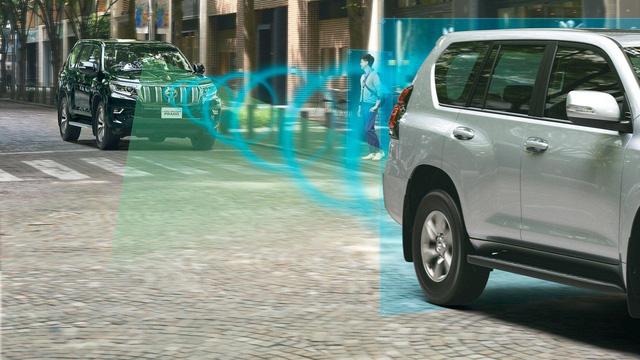 Toyota chính thức vén màn SUV được mong chờ Land Cruiser Prado 2018 - Ảnh 16.