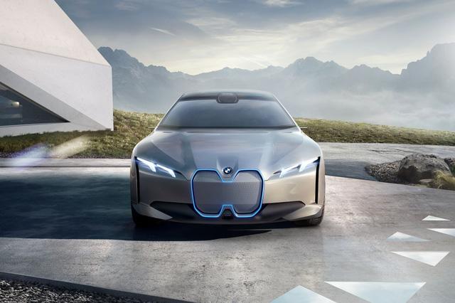 BMW ra mắt i Vision Dynamics hoàn toàn mới, không phải là i5 trong truyền thuyết - Ảnh 3.
