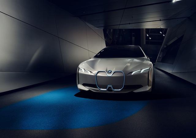 BMW ra mắt i Vision Dynamics hoàn toàn mới, không phải là i5 trong truyền thuyết - Ảnh 5.