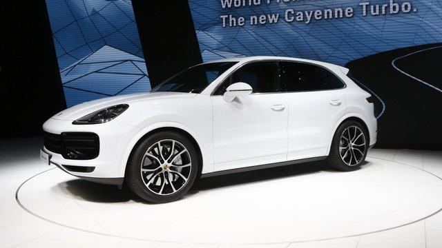 Porsche Cayenne 2018: Mới từ bình đến rượu - Ảnh 8.