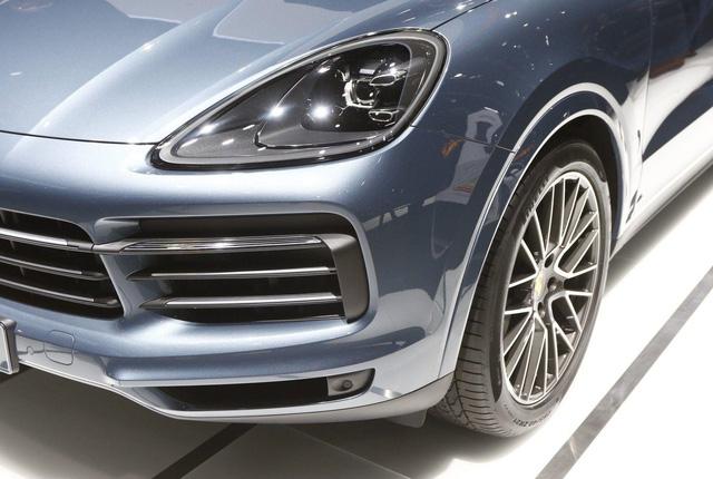Porsche Cayenne 2018: Mới từ bình đến rượu - Ảnh 9.