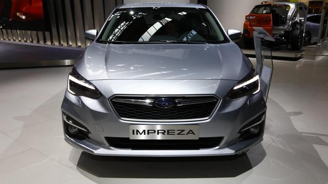 Subaru Impreza 2018: Rộng rãi và an toàn hơn - Ảnh 3.