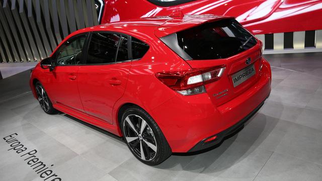 Subaru Impreza 2018: Rộng rãi và an toàn hơn - Ảnh 4.