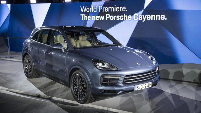 Bí mật sau quá trình lắp ráp Porsche Cayenne 2018 - Ảnh 3.