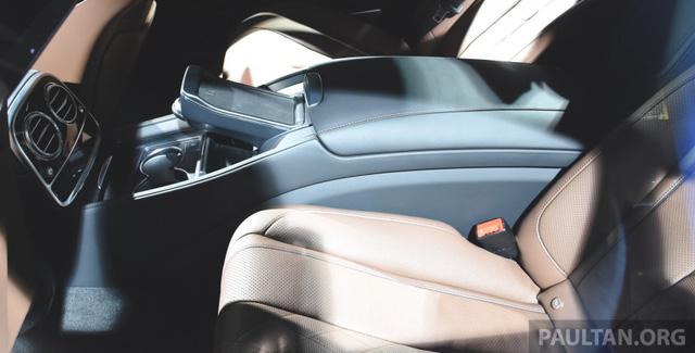 Choáng với phiên bản chỉ tiêu thụ 2,1 lít xăng/100 km của xe cỡ lớn Mercedes-Benz S-Class 2018 - Ảnh 10.