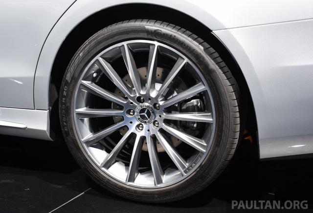 Choáng với phiên bản chỉ tiêu thụ 2,1 lít xăng/100 km của xe cỡ lớn Mercedes-Benz S-Class 2018 - Ảnh 11.