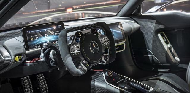 Vẻ đẹp xuất sắc của xe đua Công thức 1 đường phố Mercedes-AMG Project One ngoài đời thực - Ảnh 18.